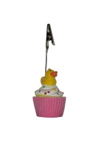 CUPCAKE DUCK ADMISSION HOLDER