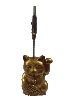 GOLD CAT ADMISSION HOLDER