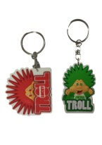 TROLL FLAT KEY CHAINS