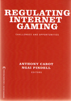 REGULATING INTERNET GAMING