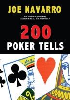 200 POKER TELLS Poker Tells, Poker Bluffs, Verbal Tells, Poker, Texas Holdem Stud