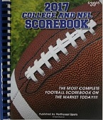 2018 COLLEGE AND NFL SCOREBOOK