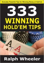 333 WINNING HOLDEM TIPS