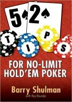52 Tips For No-Limit Holdem Poker