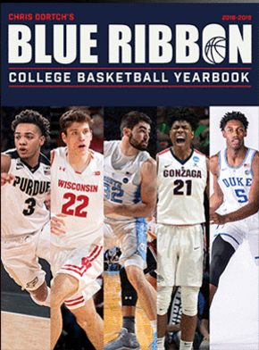 PRE-ORDER NOW!!! BLUE RIBBON COLLEGE BASKETBALL YEARBOOK 2020-2021