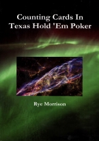 COUNTING CARDS IN TEXAS HOLD EM POKER