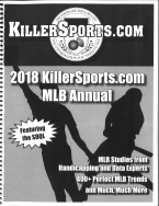 2018 KILLERSPORTS.COM MLB ANNUAL