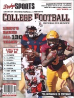 LINDYS 2020 COLLEGE FOOTBALL PREVIEW Football, handicapping