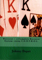 BACCARAT - A COMPLETE BACCARAT SYSTEM - USING C.O.N.T.R.O.L.