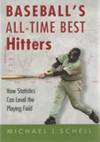 BASEBALLS ALL-TIME BEST HITTERS