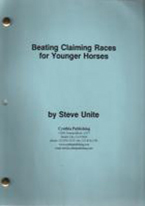 BEATING CLAIMING RACES FOR YOUNGER HORSES