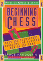 BEGINNING CHESS: OVER 300 ELEMENTARY PROBLEMS