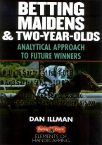 BETTING MAIDENS AND TWO-YEAR-OLDS