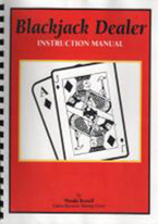 BLACKJACK DEALER INSTRUCTION MANUAL
