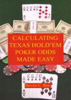 CALCULATING TEXAS HOLDEM POKER ODDS MADE EASY