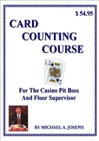 CARD COUNTING COURSE Blackjack books, best blackjack books, best-selling blackjack books, books on blackjack,  books, used blackjack books, blackjack rules, master strategy chart, card counting, best card counting strategy, winning blackjack strategy, Edward, Thorp, Lawrence Revere, Avery Cardoza, Arnold Snyder, Stanford Wong, Frank Scoblete, John Patrick, Ken Uston, Peter Griffin, advanced strategy, single deck strategy, multiple deck strategy, house advantage at blackjack, best book on basic strategy, blackjack glossary, blackjack ebooks and audio books, winning secrets, money management, hitting and standing strategy, doubling down strategies, hard doubling, soft doubling, splitting pairs, splitting strategy, doubling down strategy,