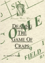 DEALING THE GAME OF CRAPS
