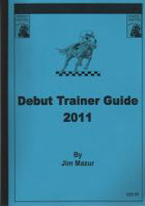 DEBUT TRAINER GUIDE 2013