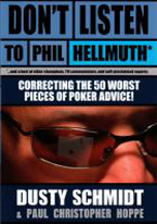 DONT LISTEN TO PHIL HELMUTH: CORRECTING WORST POKER ADVICE