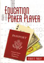 EDUCATION OF A POKER PLAYER