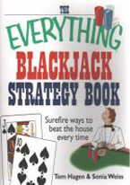 EVERYTHING BLACKJACK STRATEGY BOOK