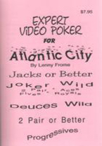 EXPERT VIDEO POKER FOR ATLANTIC CITY