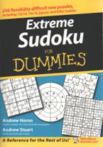 EXTREME SUDOKU FOR DUMMIES