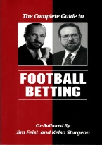 THE COMPLETE GUIDE TO FOOTBALL BETTING