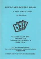 FOUR CARD DOUBLE DRAW: A NEW POKER GAME