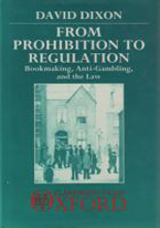 FROM PROHIBITION TO REGULATION