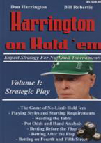 HARRINGTON ON HOLDEM 1: STRATEGIC PLAY