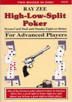 HIGH-LOW-SPLIT POKER FOR ADVANCED PLAYERS