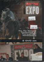 HORSEPLAYERS HANDICAPPING EXPO: DVD