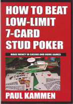 HOW TO BEAT LOW-LIMIT 7 CARD STUD