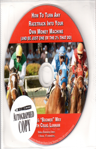 HOW TO TURN ANY RACETRACK DVD