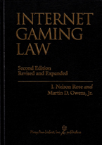 INTERNET GAMING LAW