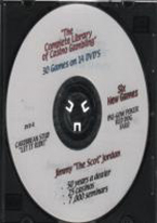 JIMMY JORDAN 6 CASINO TABLE GAMES: DVD