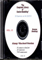 JIMMY JORDAN HORSE BETTING: DVD