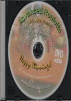 JOHN PATRICK ADVANCED ROULETTE: DVD