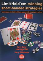 LIMIT HOLDEM: WINNING SHORT-HANDED STRATEGIES Poker,Texas holdem,pokerrules,stud,