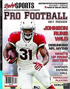 LINDYS 2018 PRO FOOTBALL PREVIEW