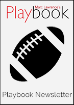 MARC LAWRENCES PLAYBOOK NEWSLETTER