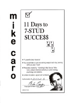 CARO 11 DAYS TO 7 STUD SUCCESS