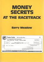 MONEY SECRETS AT THE RACETRACK