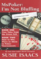 MS POKER: IM NOT BLUFFING: BOXED SET