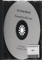 NO HOLES BARRED: DVD