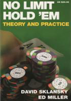 NO LIMIT HOLDEM: THEORY AND PRACTICE