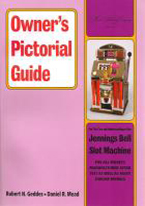 OWNERS PICTORIAL GUIDE: JENNINGS BELL SLOT MACHINE
