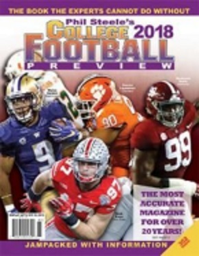 PHIL STEELES 2018 COLLEGE FOOTBALL PREVIEW