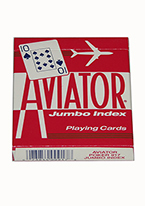 AVIATOR JUMBO INDEX Red